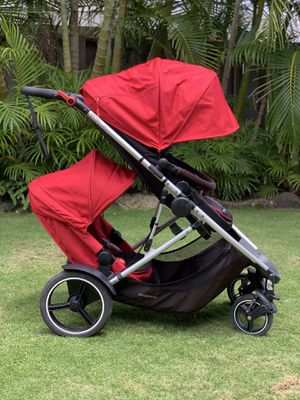 Phil and Teds voyager double stroller for Sale in Honolulu, HI
