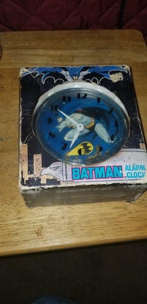 Vintage Batman Alarm Clock for Sale in Temple City, CA