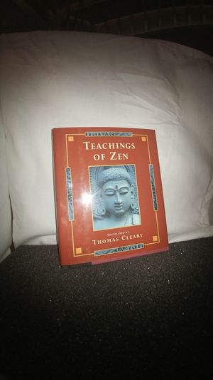 Teachings of Zen Translation by Thomas Cleary for Sale in La Habra Heights, CA