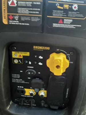 Dewalt 2200 generator for Sale in Fairfield, CA