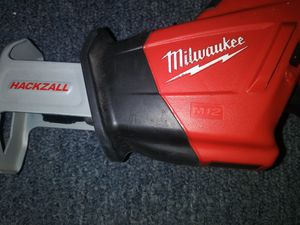 Milwaukee Hackzall m12 for Sale in Victoria, TX
