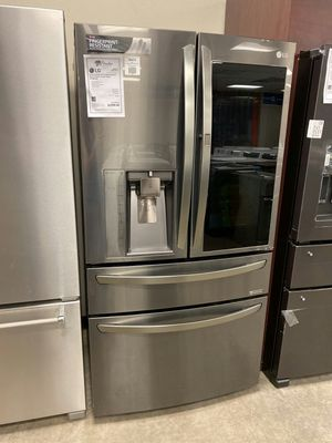 New LG Counter Depth Refrigerator w/ insta view Knock Feature 1yr Manufacturer Warranty for Sale in Gilbert, AZ