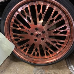 "Basically New Forgiatos ""22""in Rose Gold for Sale in Raleigh, NC"