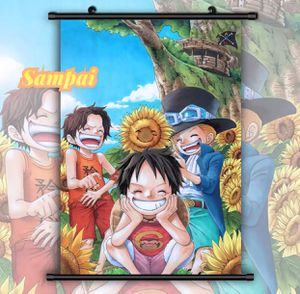 Anime one piece scroll for Sale in Queens, NY