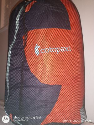 COTOPAXI SLEEPING BAG for Sale in Salt Lake City, UT