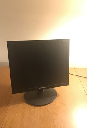 Samsung computer monitor works for Sale in Antioch, IL