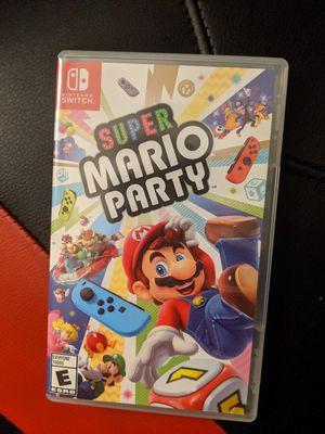 Super mario Party for Sale in El Mirage, AZ