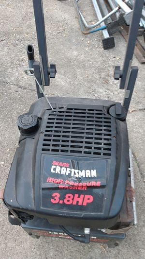 WAsher Craftsman bad pump for Sale in Parma, OH