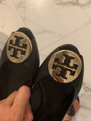 Tory Burch peep toes for Sale in Fort Lauderdale, FL