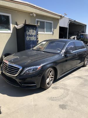 Parting Out! 2015 Mercedes s550 for parts! for Sale in Rialto, CA
