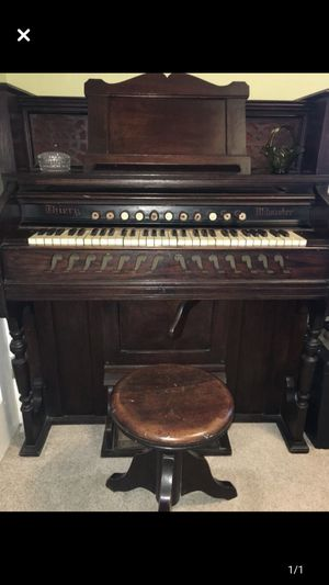 Antique pump organ for Sale in Tuscaloosa, AL