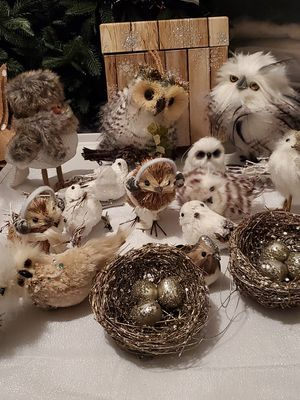Bird Decor for Christmas Tree for Sale in Newport News, VA