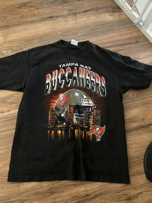 Tampa bay buccaneers vintage t-shirt large for Sale in Seminole, FL