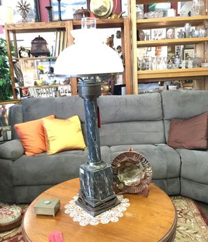 Antique lamp for Sale in Portland, OR