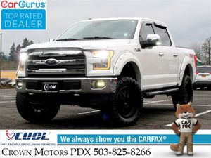 2016 Ford F-150 Lariat F-150 for Sale in Milwaukie, OR