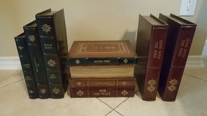Wood Book Box Set for Sale in Cypress, TX