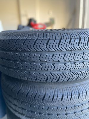 Jeep Wrangler tires and wheels (less than 1000 miles) for Sale in Murrieta, CA