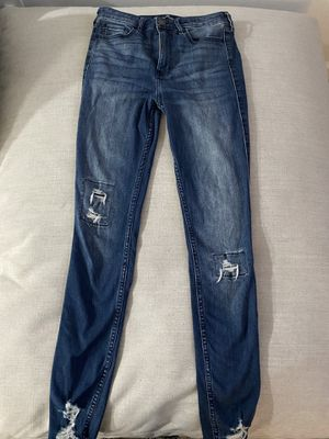 Hollister Jeans size 3R midrise for Sale in Los Angeles, CA
