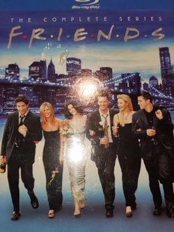 Brand New Factory Sealed THE COMPLETE SERIES F.R.I.E.N.D.S for Sale in Ontario,  CA