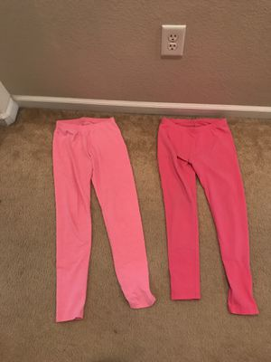 Young Girl's Leggings (Size: 10/12) for Sale in Elk Grove, CA