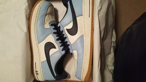 Jordan/Carolina Leather Air Force Ones!!!!!!! for Sale in Seattle, WA