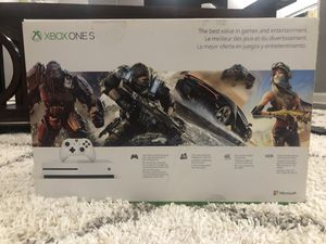 Microsoft Xbox One S with 1TB Storage for Sale in Fort Lee, NJ