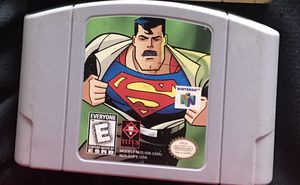 Super Man Nintendo 64 for Sale in Springfield, OH