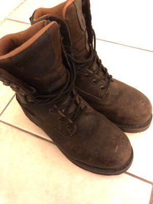 Sz 10 Schmidt work boots for Sale in Port Richey, FL