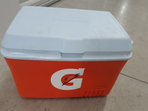 Red Ice Chest Cooler for Sale in Leander, TX