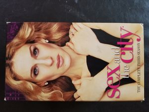 Sex and the City, Season Three complete set (VHS) for Sale in Chicago, IL