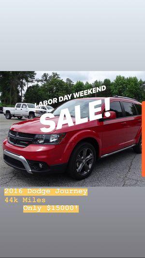 2016 Dodge Journey for Sale in Smyrna, GA