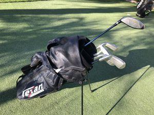 Texan Junior tour golf clubs set for Sale in Phoenix, AZ