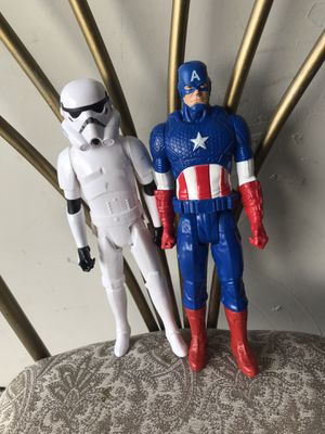 Captain America star load for Sale in San Diego, CA