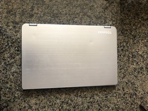 Toshiba Touchscreen 2-in-1 Laptop W/ Windows 10 for Sale in Charlotte, NC
