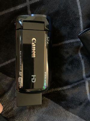 Canon camcorder vixia hf62 for Sale in Napa, CA
