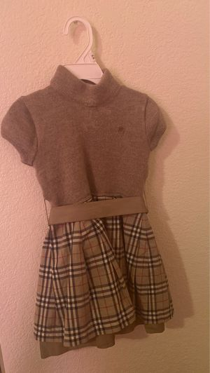 Burberry dress for Sale in Fresno, CA