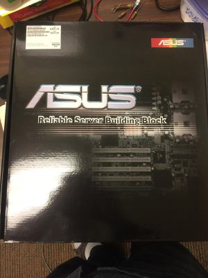 ASUS Reliable Server Building Block Z8PE-D12 Motherboard w/ I/O Shield SATA CBL for Sale in Cleveland, OH