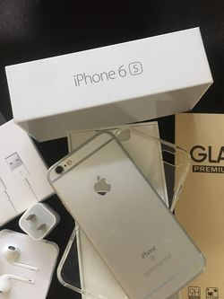 IPHONE 6S UNLOCKED FOR ANY CARRIER COMPANY & WORLDWIDE 64GB for Sale in Whittier,  CA