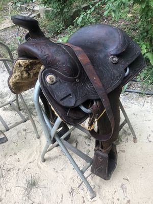 Saddle for Sale in Boyle, MS