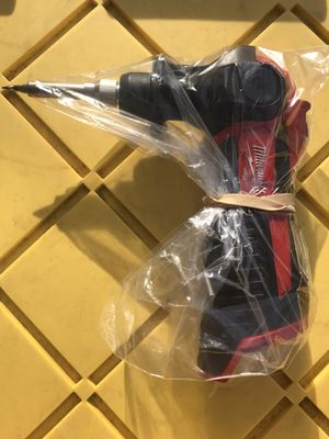 Brand New Milwaukee M12 Soldering Iron for Sale in Buena Park, CA