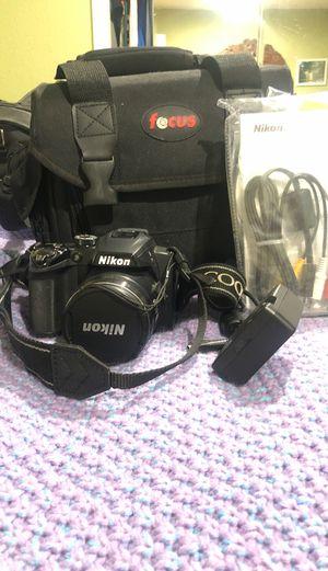Nikon Coolpox P500 Camera for Sale in San Pablo, CA
