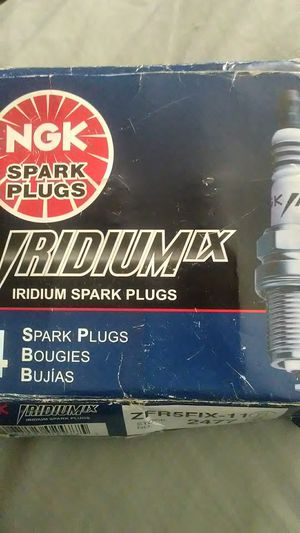 NGK Iridium IX Spark Plugs Honda Acura Accord Civic Model # 2477,Vehicles & Parts > Vehicle Parts & Accessories,NGK for Sale in Columbus, OH
