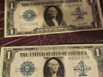 Silver Certificates for Sale in San Angelo,  TX