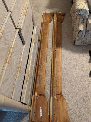 King Size Sleigh Bed Frame for Sale in Ashland, VA