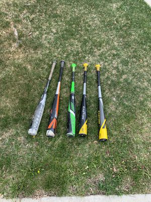 Easton Baseball Bats( message me for price ) for Sale in PARKER, CO