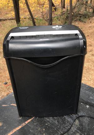 paper shredder for Sale in Bend, OR