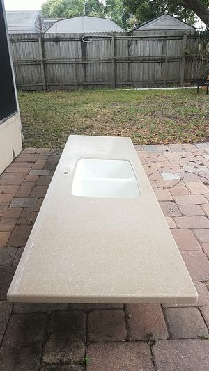 Solid surface kitchen countertop for Sale in Orlando, FL