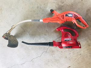 Weed eater and leaf blower for Sale in Conyers, GA