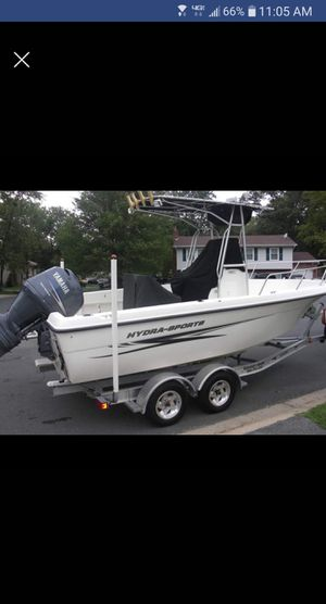 2005 Hydra-Sports 212CC for Sale in Waldorf, MD