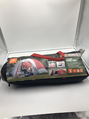 Ozark Trail 6 Person Dome Camping Tent w/ Mud Mat Camping Outdoor Family for Sale in Los Angeles, CA